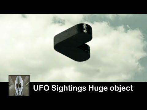 UFO Sightings Huge Object July 20 2018