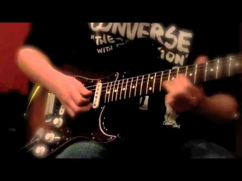 Fender John Mayer Strat - Blues Jam