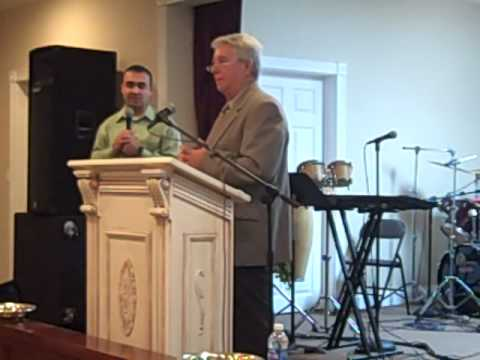 (PARTE 4) PASTOR ROGER MEYERS PREACHING IN TEMPLO MAGDIEL 3-28-10 Video