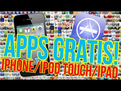 Descarga Apps Gratis 100% Legal Para iPhone iPod Touch & iPad En Español