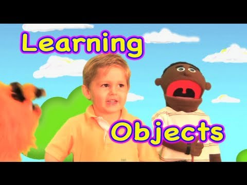 Learning Objects:  For Toddlers and Preschool Children