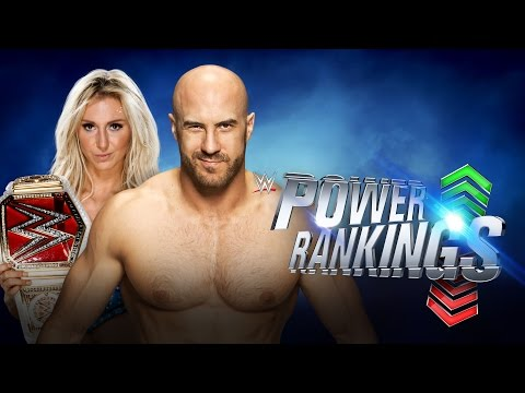 Cesaro swings up and Charlotte takes a hit on WWE Power Rankings: April 23, 2016