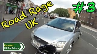 UK Bad Drivers, Road Rage, Crash Compilation #3 [2015]
