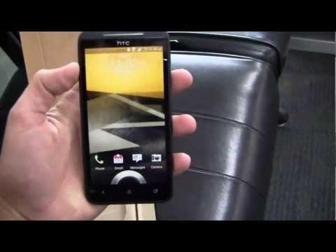 HTC EVO 4G LTE Unboxing