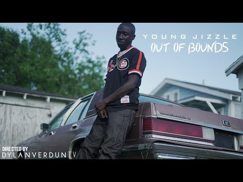 Young Jizzle - Out Of Bounds NBA Youngboy Gmix (Official Music Video) @dylanverduntv
