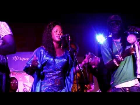 AWA SAMAKE à l'Africa Tilo festival 2015