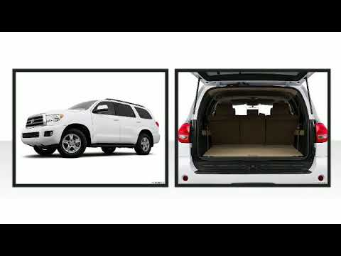 2015 Toyota Sequoia Video