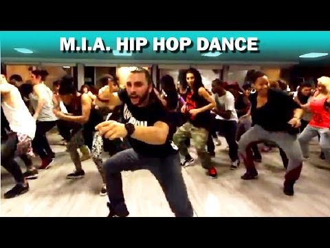 Guillaume Lorentz - M.I.A. (Double Bubble Trouble) - Exclusive Choreo in Studio MRG (Paris - France)