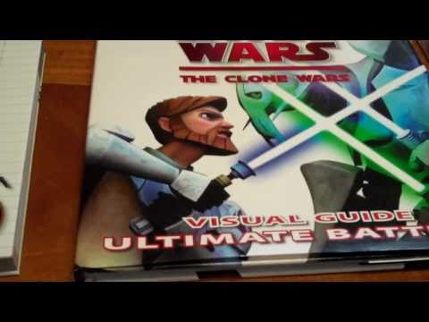 Star Wars Clone Wars Reference Books