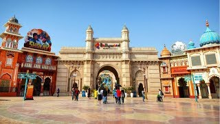Bollywood Parks Dubai Vlog January 2018