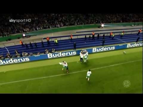 Mesut Özil vs Bayer Leverkusen (DFB Pokalfinale) 08-09 HD 720p by Hristow