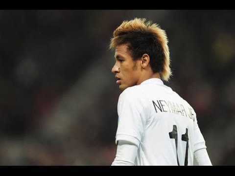 compilation of Neymar Da Silva Jr.