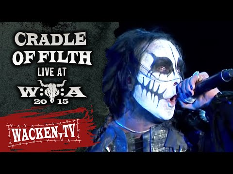 Cradle Of Filth - Her Ghost In The Fog Live
