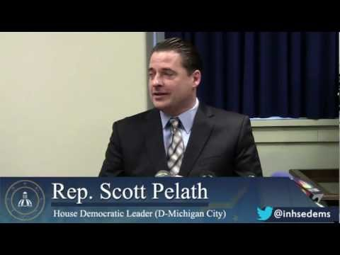 Leader Scott Pelath: Response to House Republican budget proposal