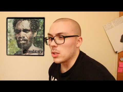 Death Grips- Exmilitary ALBUM REVIEW