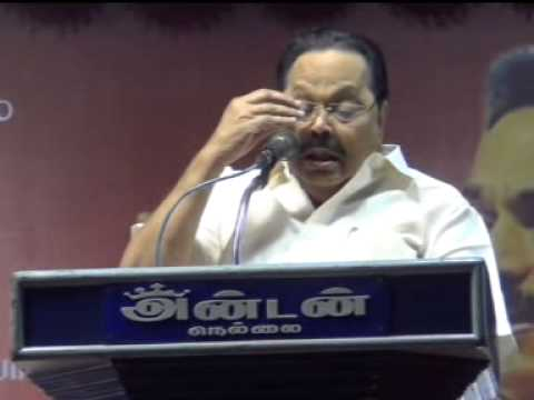 DMK Senior Person Durai Murugan Speech in Nellai - Dinamalar Tamil Video