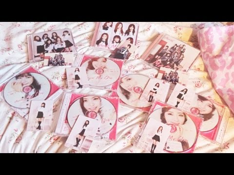 [Unboxing] APink 에이핑크 - 2nd Japanese Single Mr. Chu (All versions)