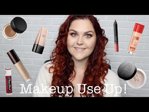 Makeup Use Up Update #3