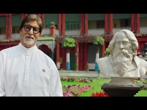 National Anthem In The Voice Of Amitabh Bachchan video
