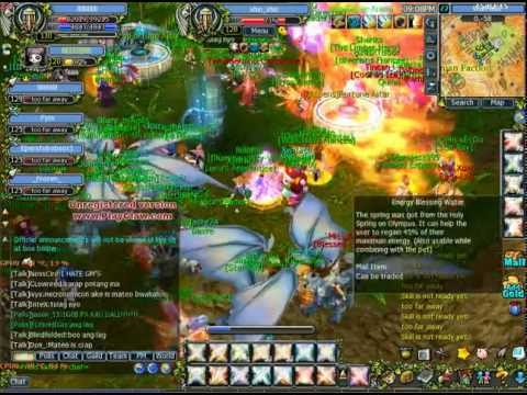 Godswar Cross Server Battle IV