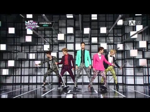 _Dream Girl(Dream Girl by SHINee@Mcountdown 2013.2.21)