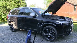 I check out 2016 Volvo XC90 7 seater
