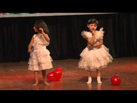 Dil Hai Chota Sa Choti Si Asha By Saplings Play School's Kids