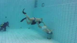 The Rules Of Underwater Rugby - Execution of penalty throws