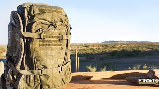 First Tactical's Specialist Three Day Backpack