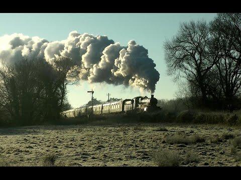 West Somerset Railway - Winter Steam Festival December 2014
