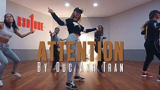 """download lagu Charlie Puth """"attention""""  Duc Anh Tran Choreography gratis"""