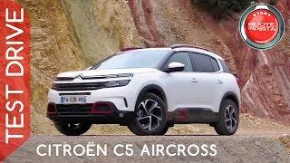 Citroën C5 Aircross a Ruote in Pista