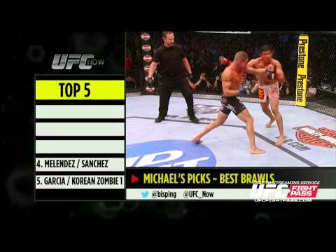 UFC Now Ep. 220: Top 5 Brawls