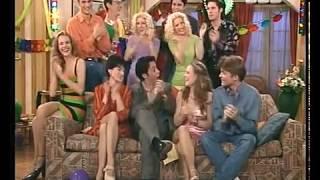 Les acteurs de Premiers baisers annoncent la fin de la série (1995)