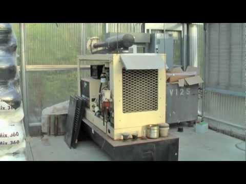 Cold Start Diesel John Deere Generator Without Block Heater