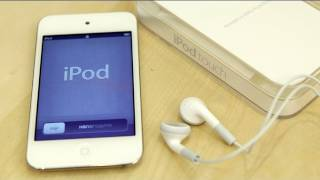 Epic White  iPod Touch 4G Unboxing (2011 Refresh)