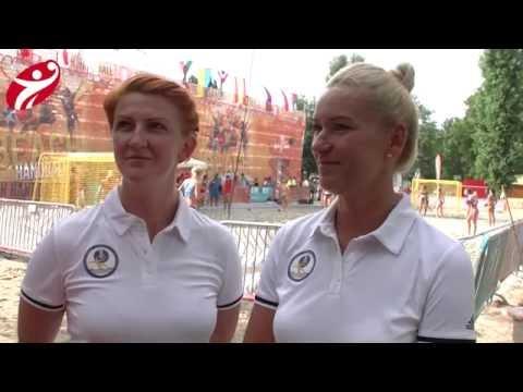 Joanna Brehmer I Agnieszka Skowronek: Cel? Plażowa Piłka Ręczna Na IO W 2024 Roku