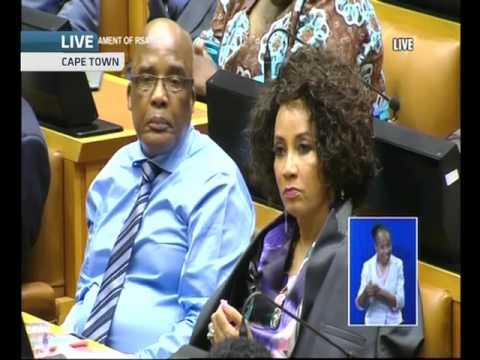 S.A President Jacob Zuma's State of the Nation Address 2016