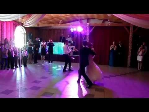 Pierwszy Taniec, Walc Wiedeński - Hijo De La Luna, Wesele Natalii I Daniela, Chełm 29.06.2013