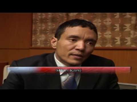 Milan Karki Immigration to Canada Speech