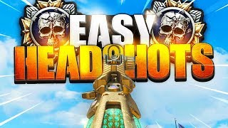 Black Ops 4: HOW TO GET MORE HEADSHOTS - BO4 Get Easy Headshots
