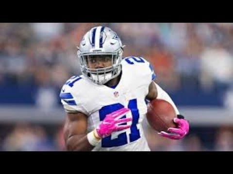 "Ezekiel Elliott Highlights || ""Welcome to the Dallas Cowboys"" 