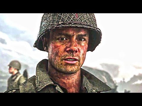CALL OF DUTY WWII Official Trailer (PS4, Xbox One, PC) 2017