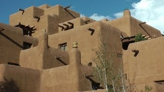 Santa Fe, New Mexico, USA in HD