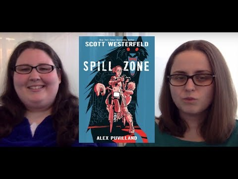 Spill Zone by Scott Westerfeld Book Review