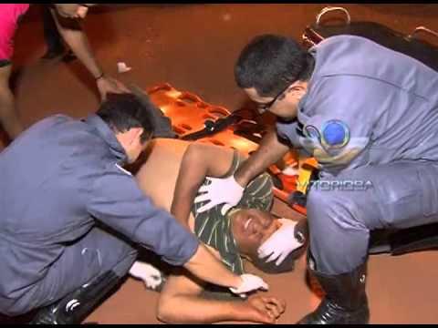 Irmãos sofrem acidente próximo a Miraporanga depois de saída de pista