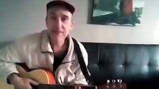 Acoustic concert of current four songs by Howard Mack
