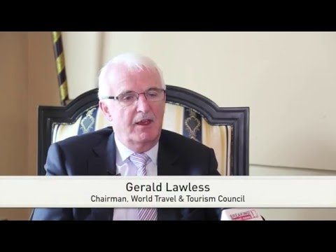 Gerald Lawless, Chief Executive, World Travel & Tourism Council