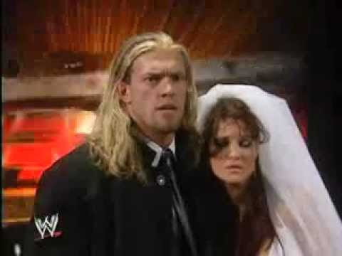 Edge Lita And Kane Kane Intervenes Edge And