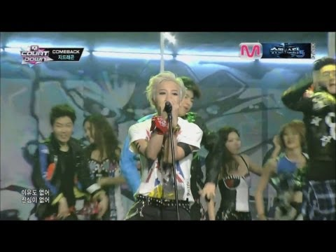 G-dragon 0912 m Countdown 삐딱하게 (crooked) + No.1 Of The Week video